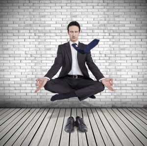 workplace productivity increases with meditation